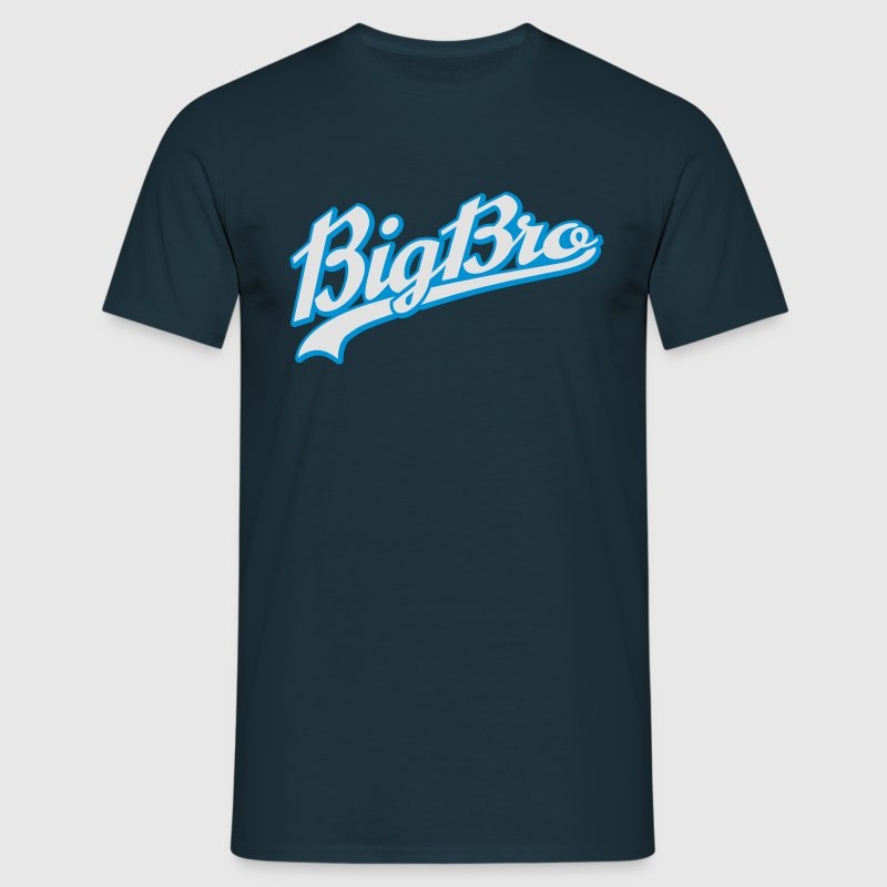Big Bro | Brother T-Shirts - Mannen T-shirt