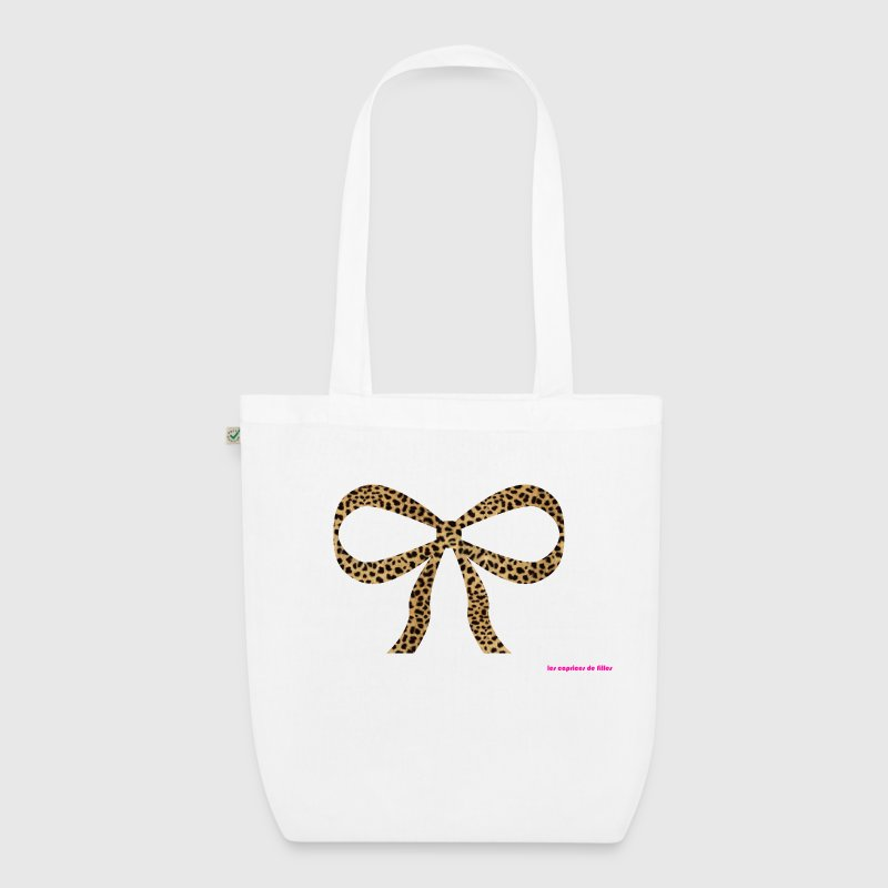 noeud panthere - EarthPositive Tote Bag
