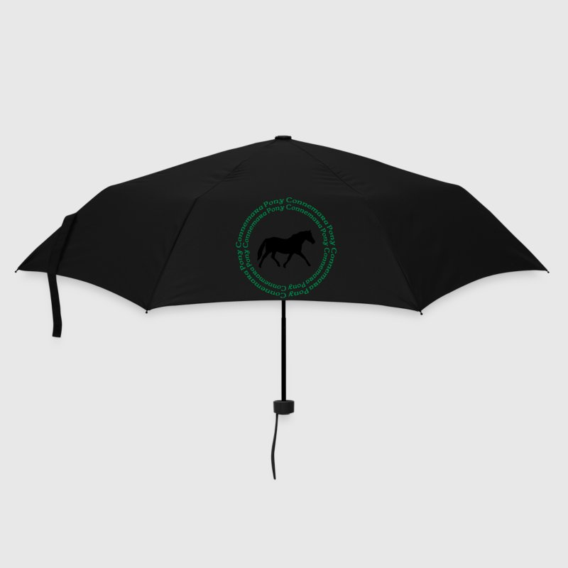 Connemara Pony -this design lets you change the colours Umbrellas - Umbrella (small)