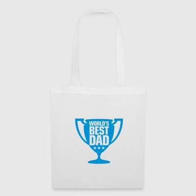 Worlds Best Dad 9 (1c)++ Sacs - Tote Bag