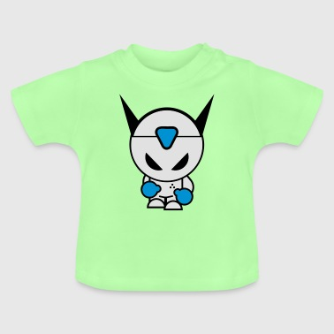 Basby X Aggro,tech,nerd Kinder Pullover & Hoodies - Baby T-Shirt