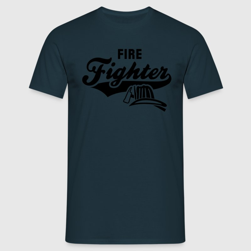 Firefighter T-Shirt - Mannen T-shirt