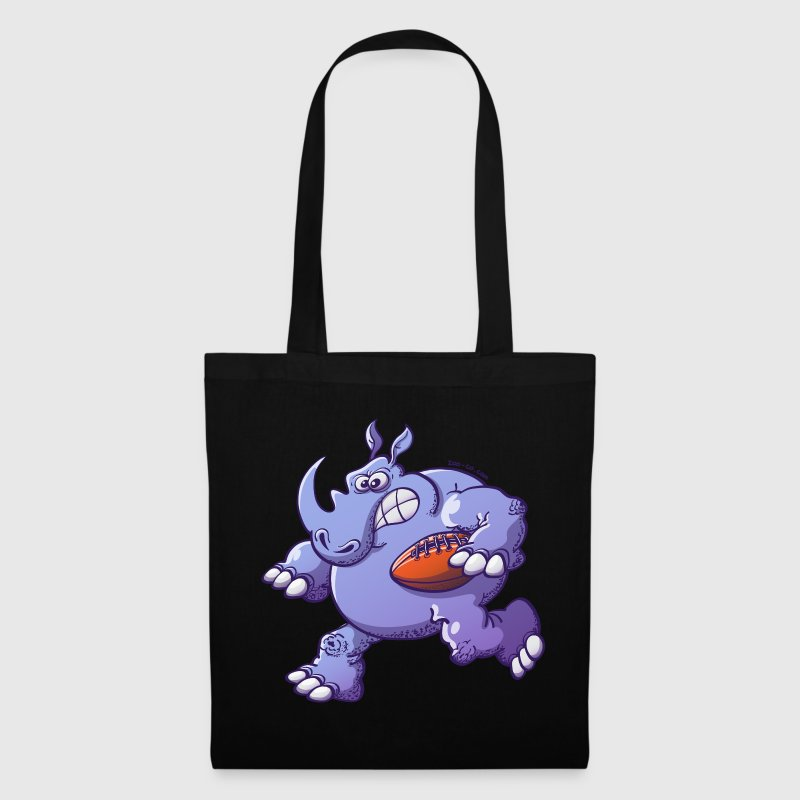 Olympic Rugby Rhinoceros Bags  - Tote Bag