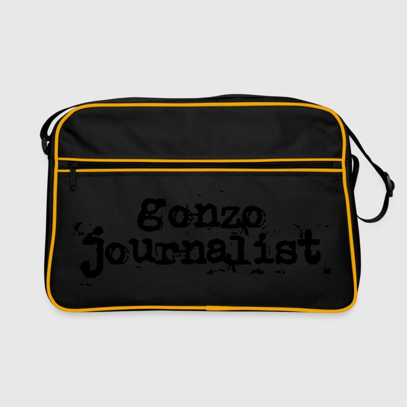 Gonzo Journalist - Retroväska