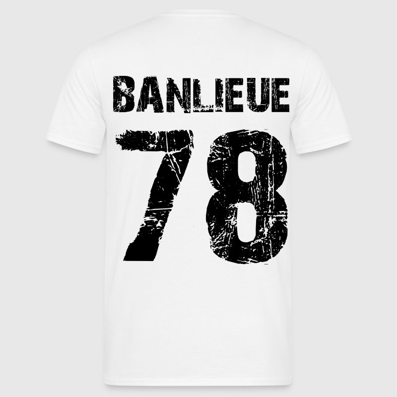 banlieue 78 Tee shirts - T-shirt Homme