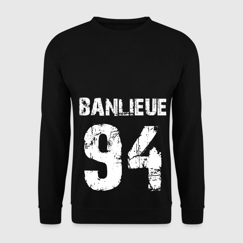 banlieue 94 Sweat-shirts - Sweat-shirt Homme