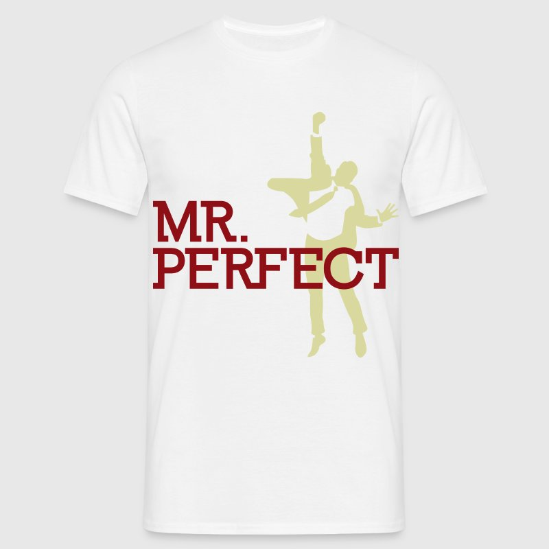 Mr Perfect 2 (dd)++ T-Shirts - Men's T-Shirt