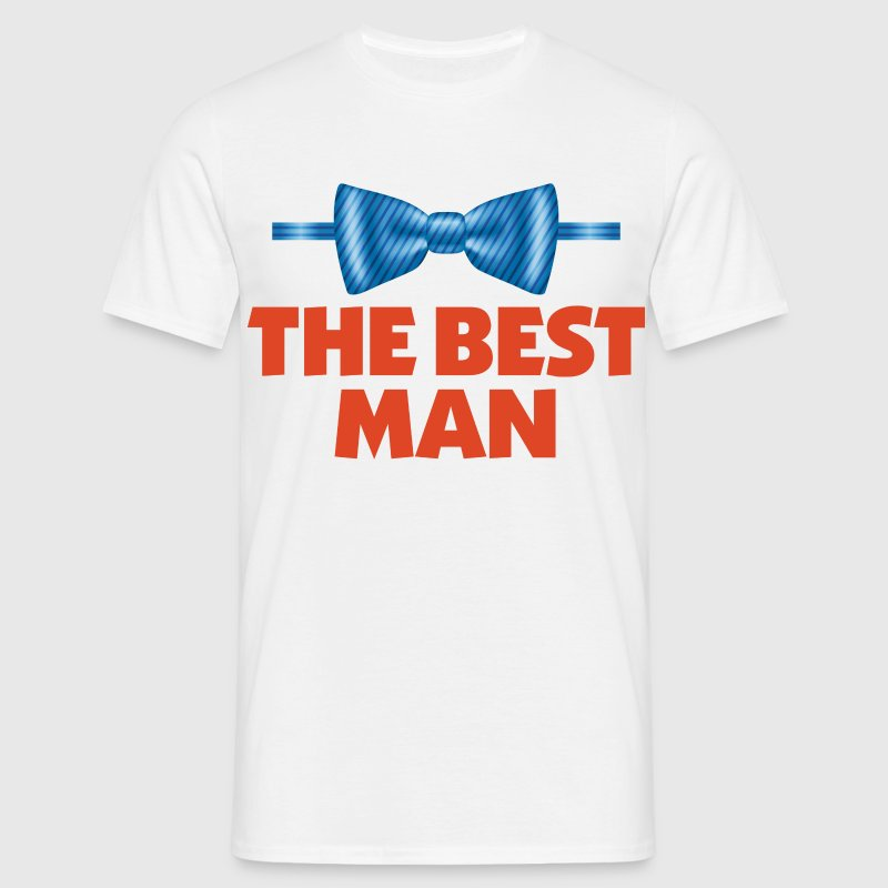 The Best Man 1 (dd)++ Tee shirts - T-shirt Homme
