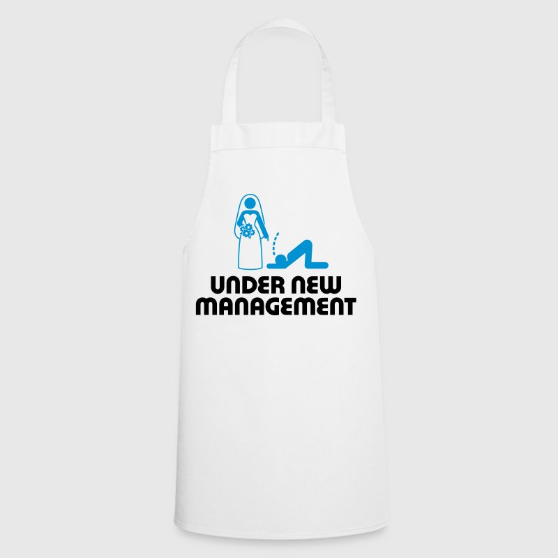 Under New Management 2 (2c)++  Aprons - Cooking Apron