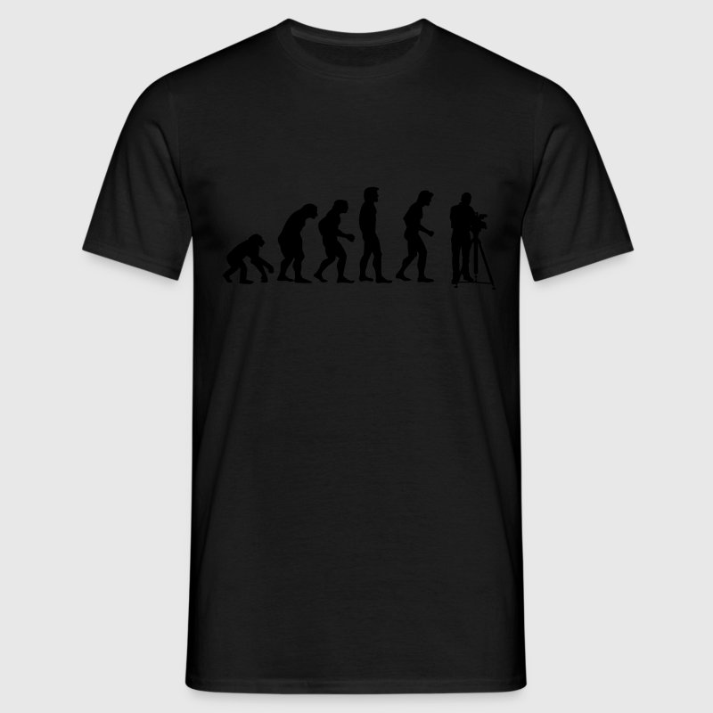 kameramann_evolution T-Shirts - Men's T-Shirt