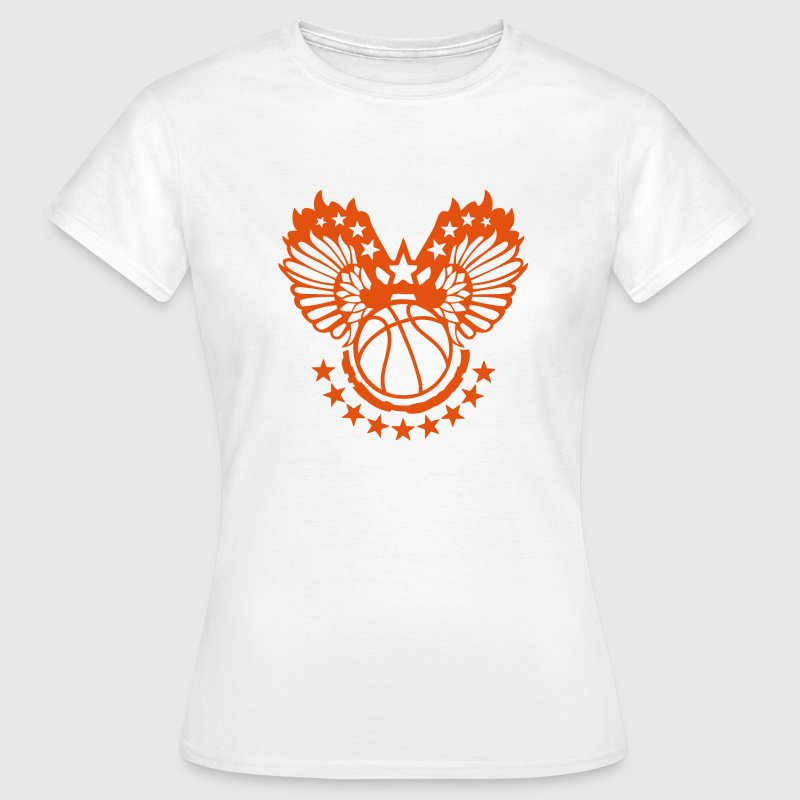 basketball aile wing fly17 vole sport Tee shirts - T-shirt Femme
