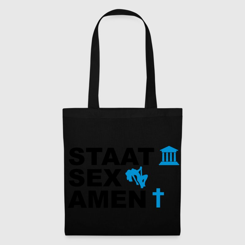 State Examination / State Sex Amen - Tote Bag