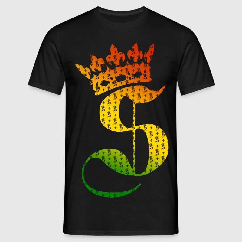 Rasta Swaggance King - T-shirt Homme
