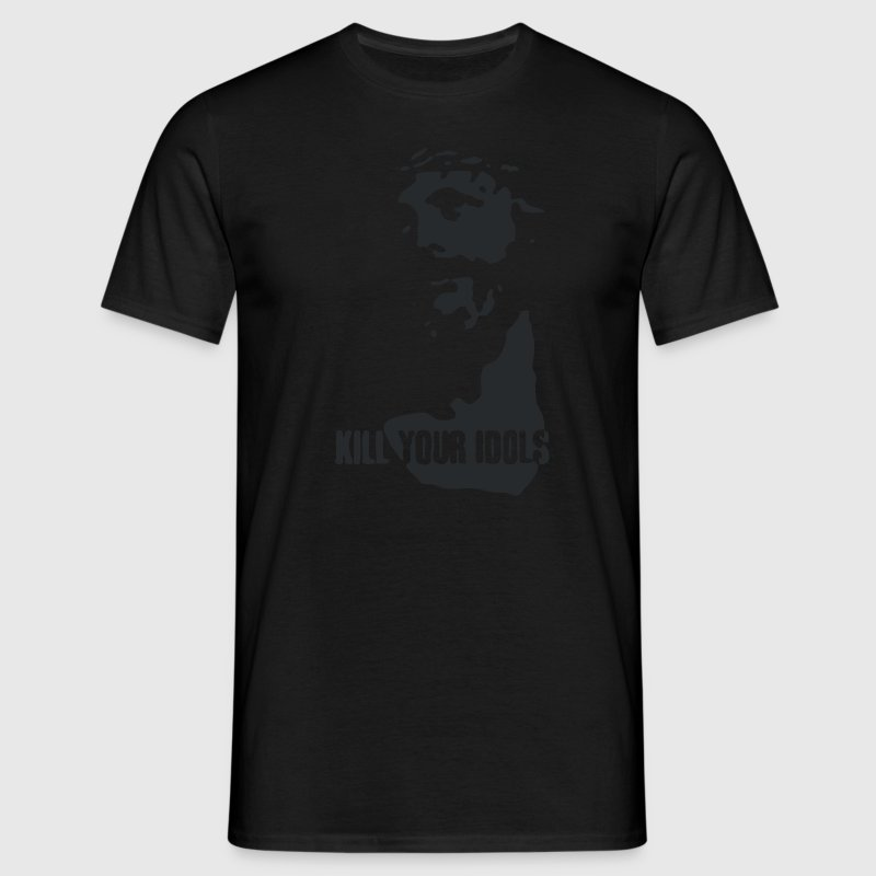 Kill Your Idols t-shirt - Men's T-Shirt