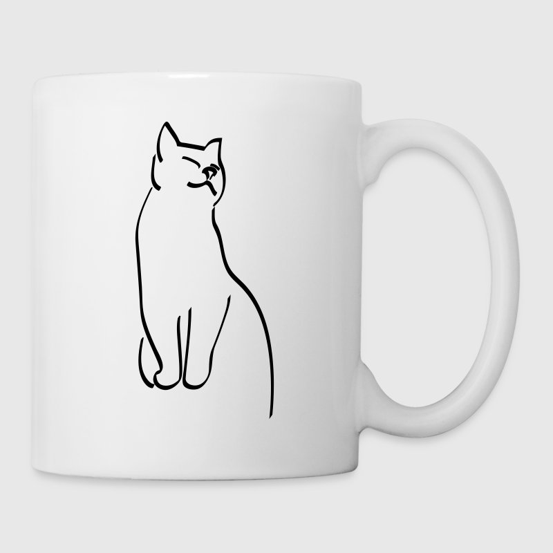 Chat design - Tasse