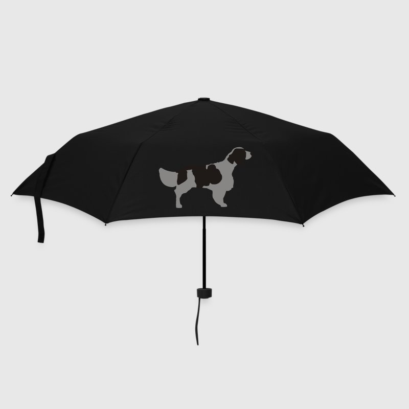 Red springerspaniel Umbrellas - Umbrella (small)