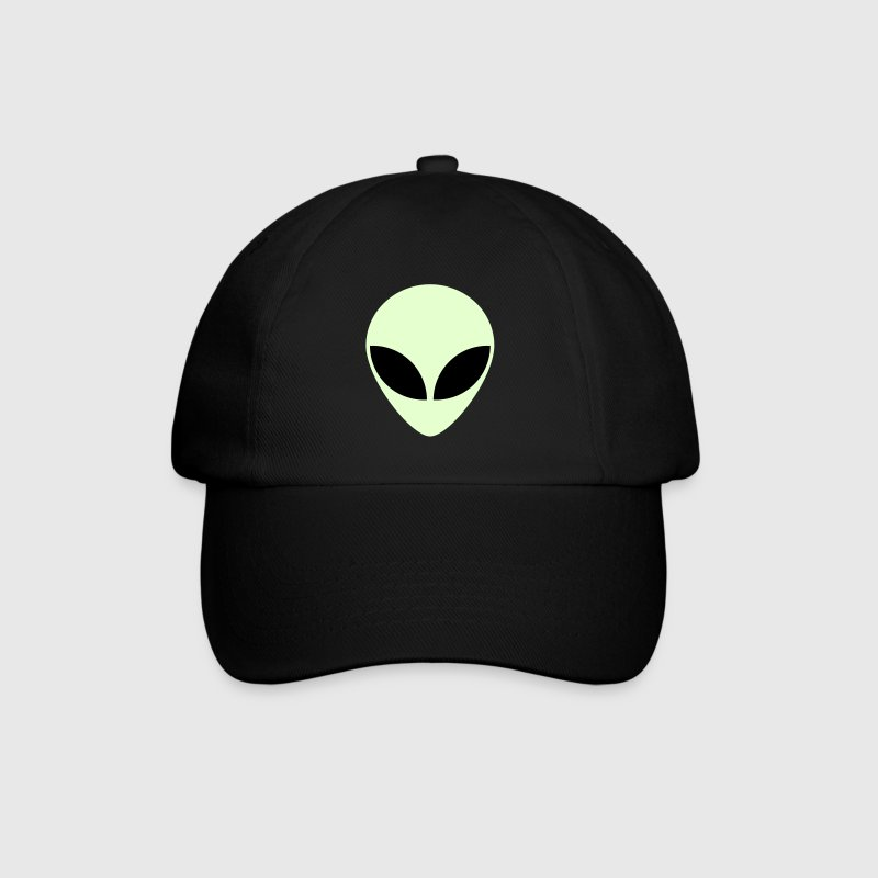 Black/black Alien Caps - Baseball Cap