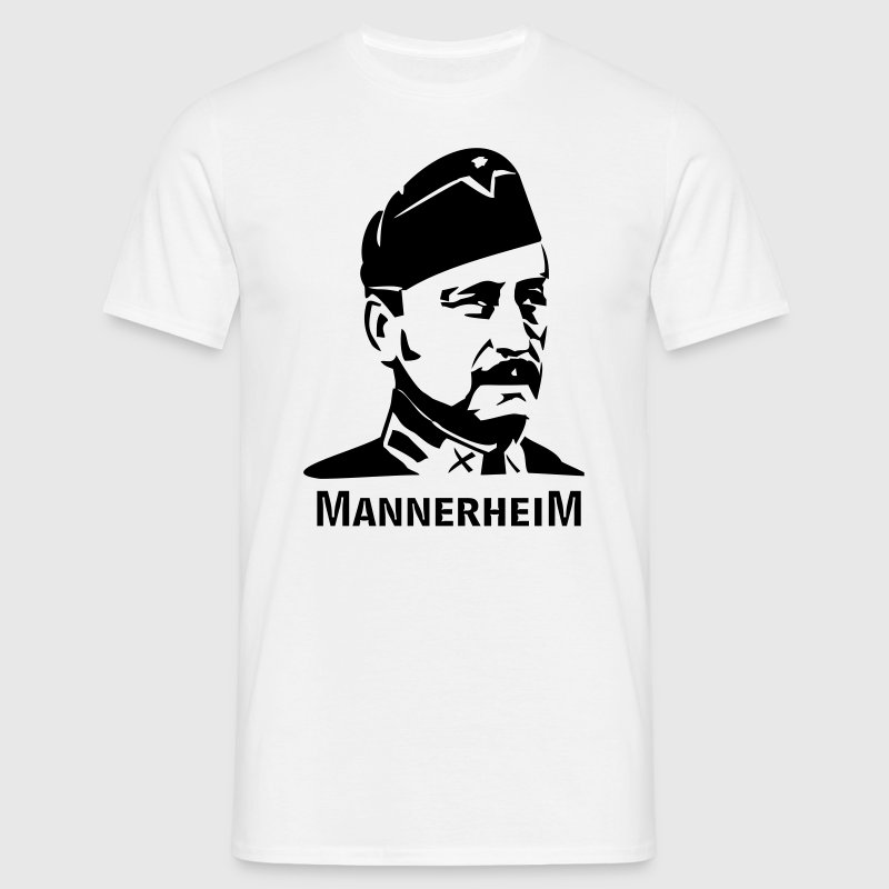 Mannerheim - Men's T-Shirt