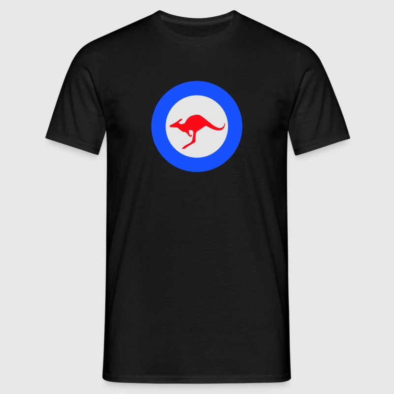 Black royal australian air force roundell T-Shirts - Men's T-Shirt