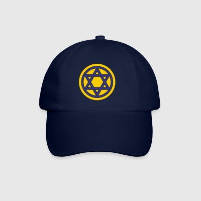 Shining Star of David - Baseball Cap