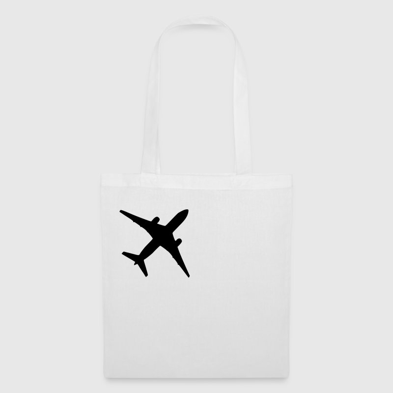 Blanc Avion Sacs - Tote Bag