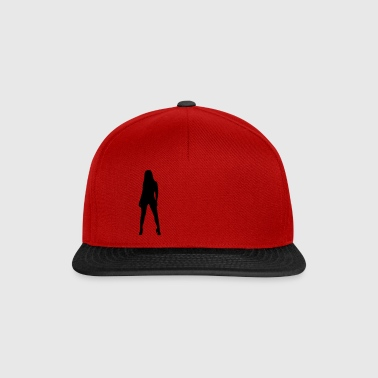 FR-SexySilhouette - Casquette snapback