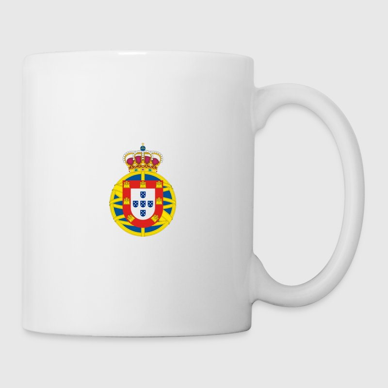 Tasse Armoiries Portugal 1815-1822 - Tasse