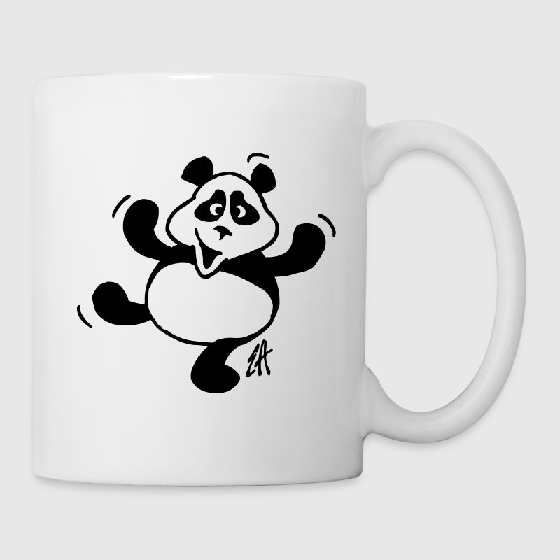 tasse panda spreadshirt. Black Bedroom Furniture Sets. Home Design Ideas