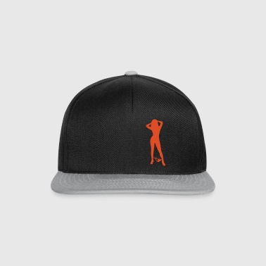 FR-Sexy Girl - Casquette snapback