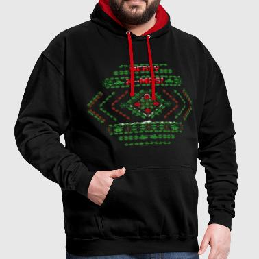 World Of Tanks Noël Merry X-Mas - Sweat-shirt contraste