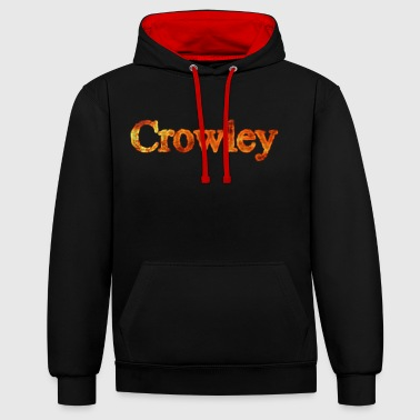 Crowley - Sweat-shirt contraste