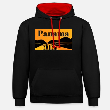 Panama Panama - Sweat-shirt contraste