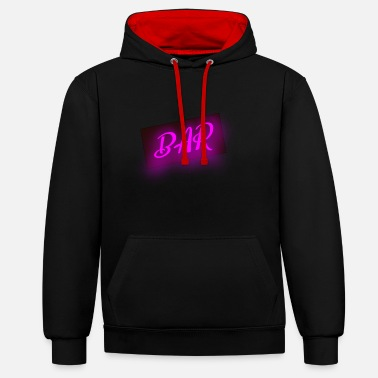 Bar bar Bar Bar - Sweat-shirt contraste