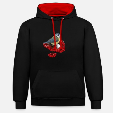 Oiseau Bird - Sweat-shirt contraste