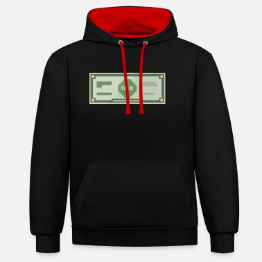 The Hundreds Hundred Dollar - Contrast Colour Hoodie