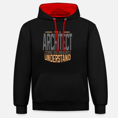 Architecture architecture - Sweat-shirt contraste