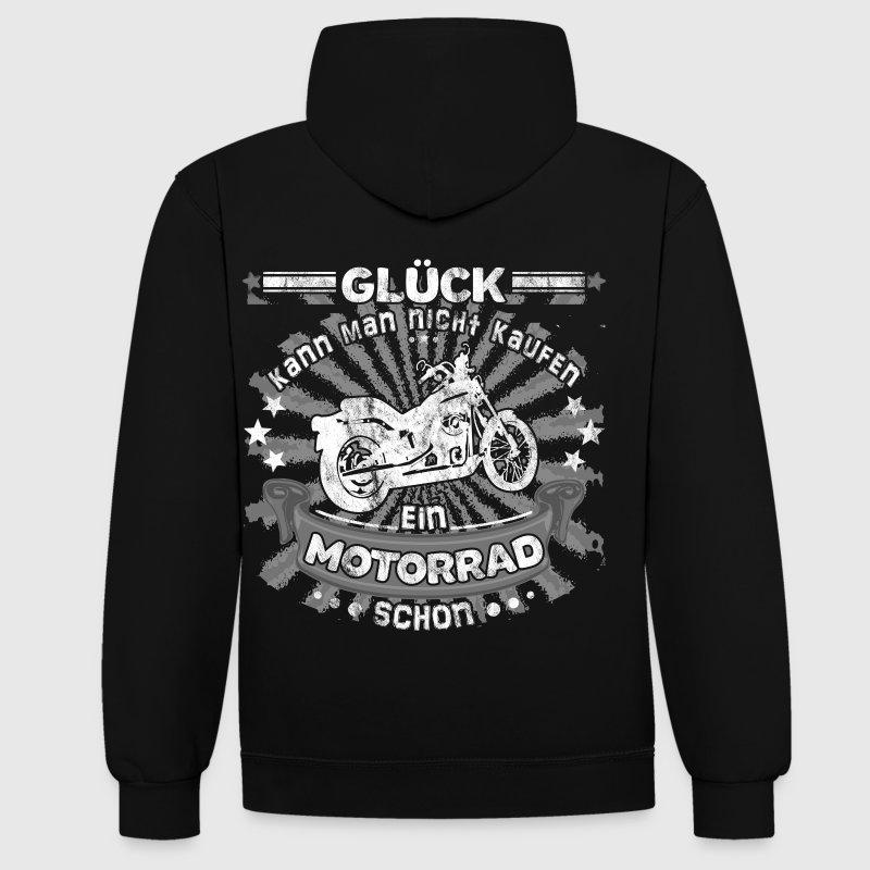 Wo Kann Ich Bilder Kaufen motorrad sprüche glück kann nicht kaufen hoodie spreadshirt