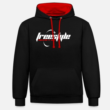 Freestyle - powerloop - Unisex kontrastihuppari