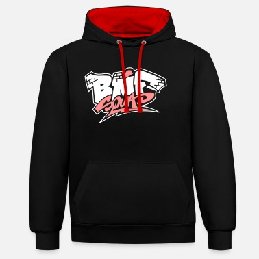 Bmf Squad - Unisex Contrast Hoodie