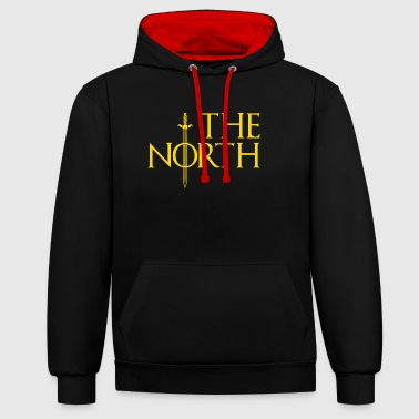 Le nord - Sweat-shirt contraste