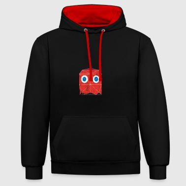 Mr. Retro T-Shirt - Must Have - - Contrast Colour Hoodie
