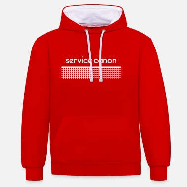 Murray Canon Service - Customizable - Contrast Colour Hoodie