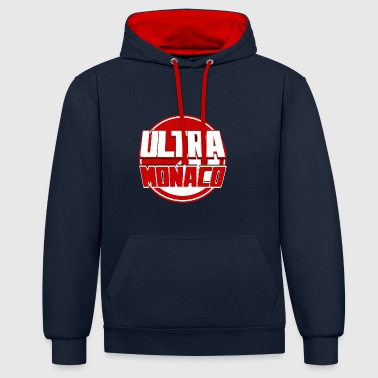 Ultra Monaco - Sweat-shirt contraste