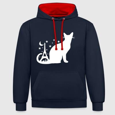 Ordina online regali con tema fumetti spreadshirt for Felpa con marsupio porta gatto