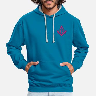Freemasons - Contrast Colour Hoodie