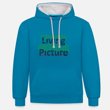 Picture Living picture - Contrast hoodie