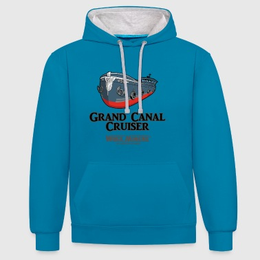 Grand Canal Cuiser - Sweat-shirt contraste