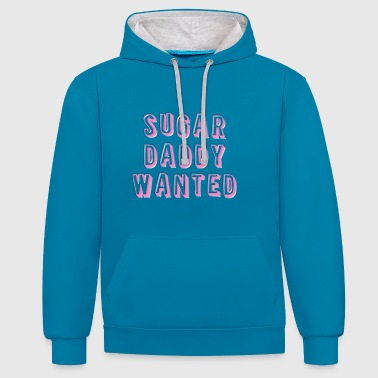 Sugar Daddy Voulu - Sweat-shirt contraste