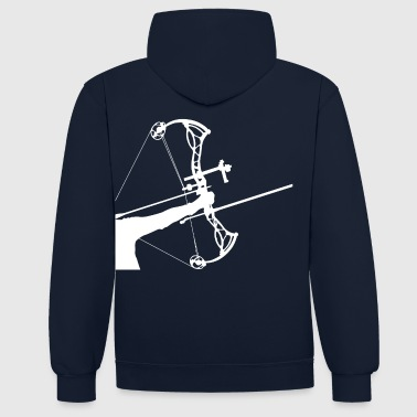 ArcLab Compound-Bowtech-WW - Sweat-shirt contraste