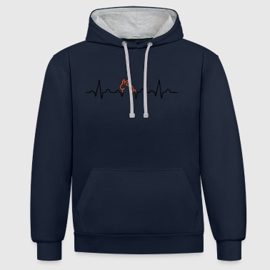 lapin ECG - Sweat-shirt contraste